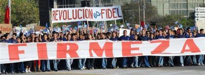Los jóvenes y la Revolución cubana