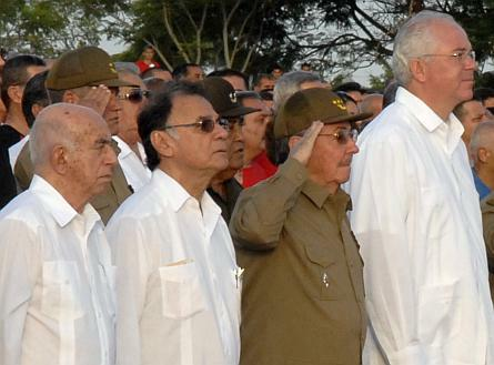 Cuba ratifica apoyo a Venezuela