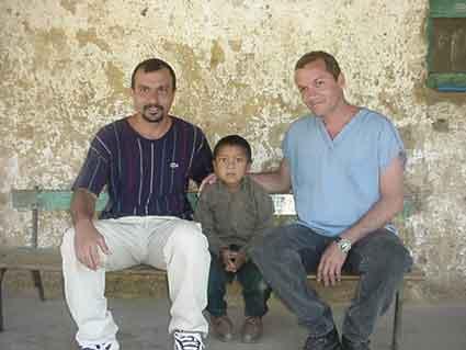 Un cumpleaños para Fidel en las nubes de Guatemala